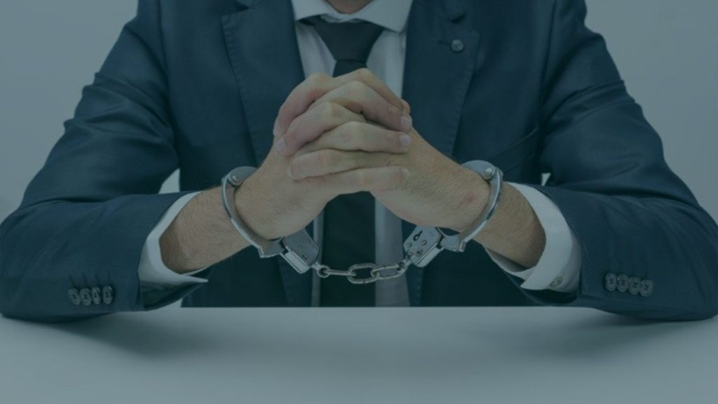 white collar crime law service